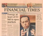 financial times mario monti il fatto quotidiano marco travaglio