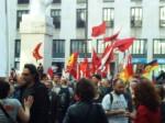 """OCCUPY PIAZZA AFFARI.ALBERTO PERINO:""""Governo golpista!"""""""