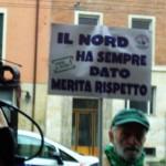 Manifestazione della Lega Nord a Bologna 11/11/201