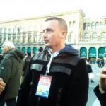 Milano 19 febbraio 2013.Rocco Casalino